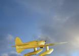 "© Patrick Nagatani, Pilot Nanibah Jackson, ""Yellow/13"", 2013"